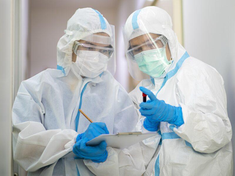 Reid Health Treating First Presumptive COVID-19 Case