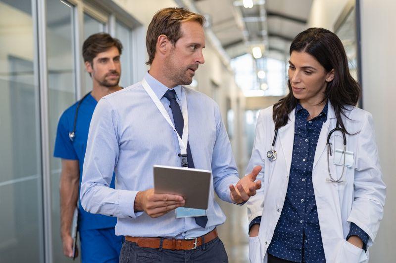 hospital monitoring
